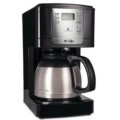 Mr Coffee JWTX85 8-Cup Thermal Coffeemaker Image