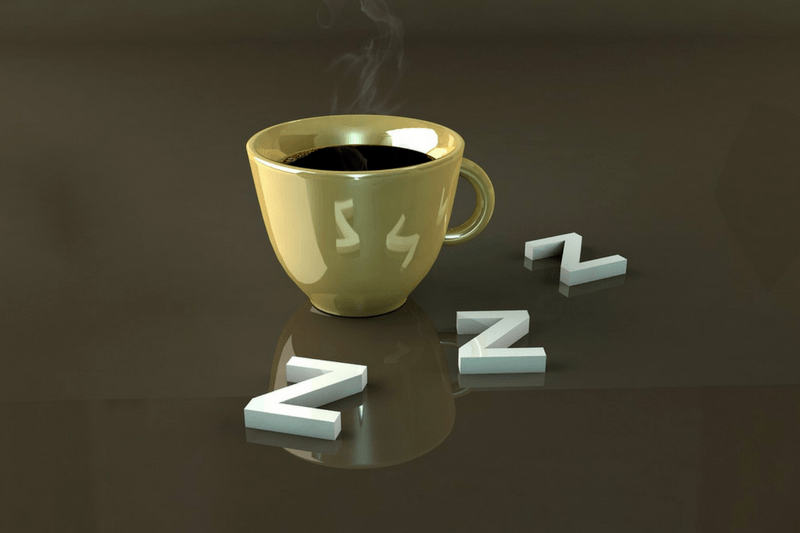 Cup Of Coffee With Z's