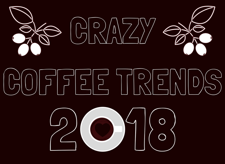 Coffee trends in 2018