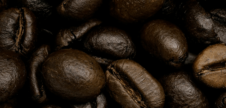 Dark Roasted Coffee Beans