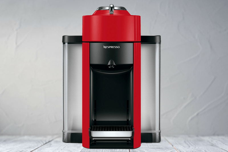 The DeLonghi Nespresso Vertuo Evoluo Coffee and Espresso Machine Review