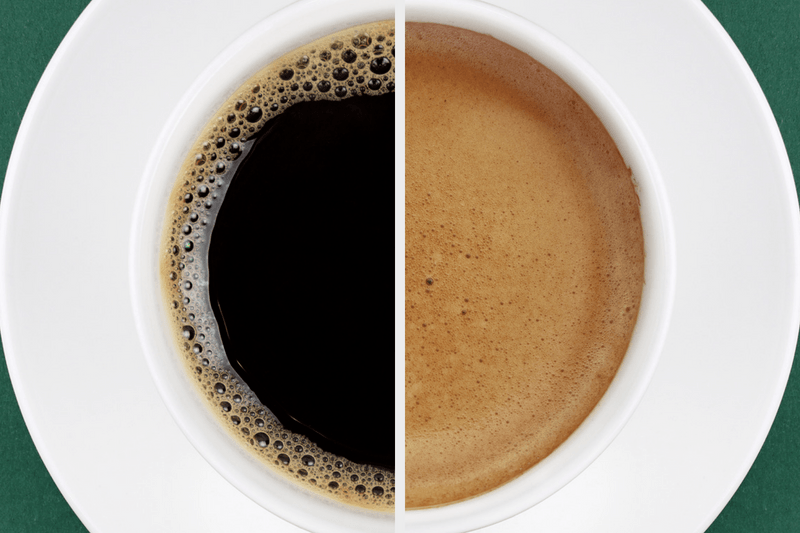 Brewed Coffee vs Espresso Health Benefits