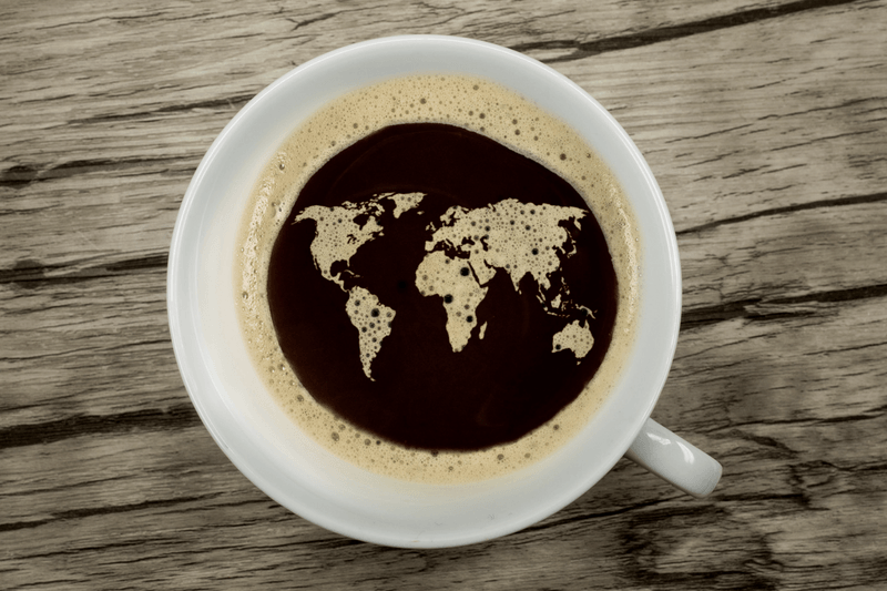 Coffee Drinks Around The World Tour