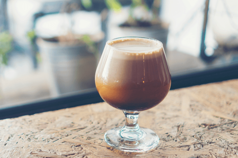 Health Benefits Nitro Coffee