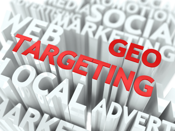 GEO Targeting Sign
