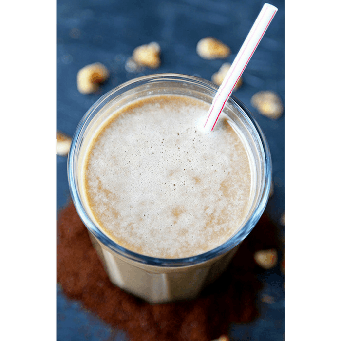 Cinnamon Coffee Smoothie Image