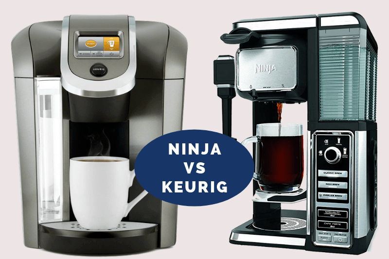Ninja Coffee Bar Verses Keurig