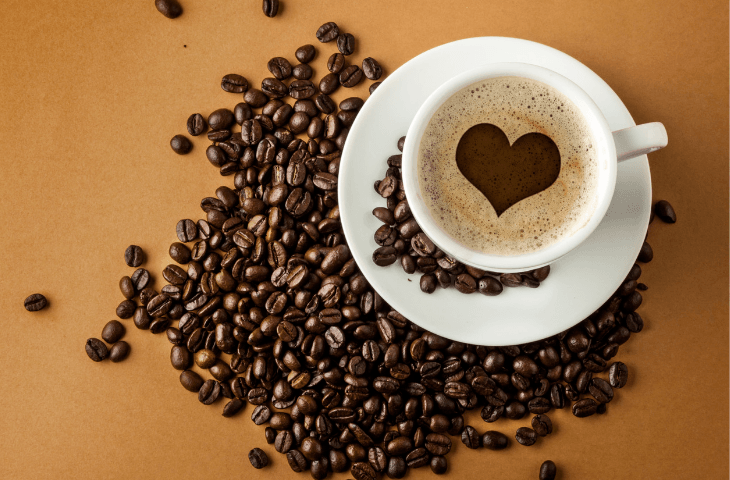 Added health benefits of Caffeine