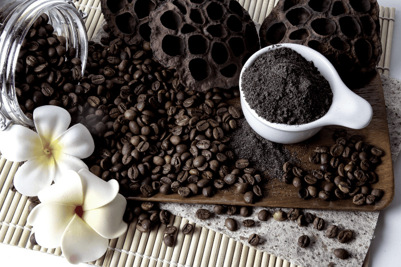 Here is our top skincare benefits of coffee