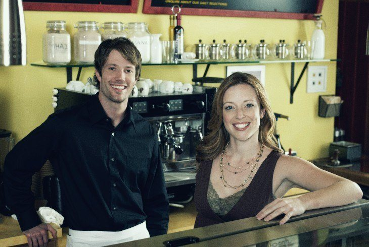 Knowledgeable coffee shop staff