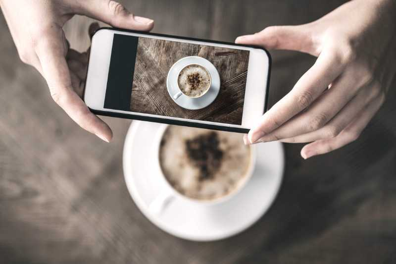 Social media marketing and the coffee biz