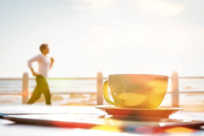 Tips for how coffee helps runners to run faster