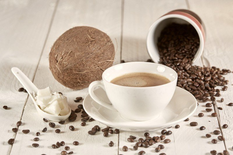 Five ways coffee and coconut go together