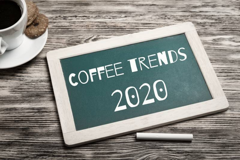 Ten top coffee trends 2020
